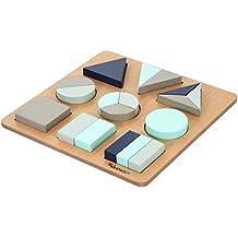 Nr  3 Holzpuzzle Holzspielzeug