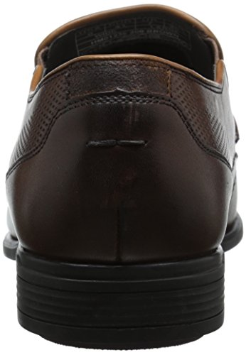Hush Puppies Carter Maddow, Mocassins homme Marron (brown Leather)