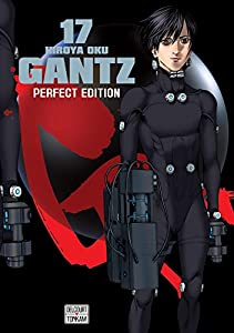 Gantz Edition perfect Tome 17