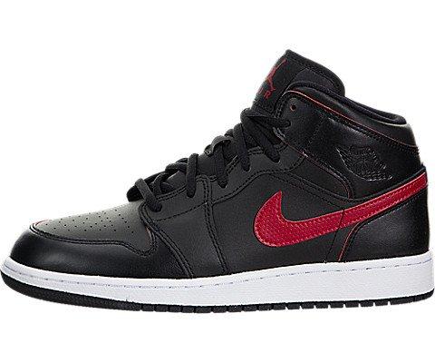 Nike Jungen 554725-009 Basketballschuhe, 36,5 EU
