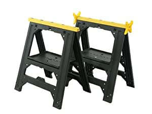 Stanley 192855 Standard Saw Horse Twin Pack