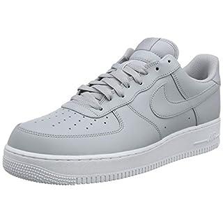 Nike Herren Air Force 1 '07 AA4083-010 Sneaker, Grau (Gray), 44.5 EU