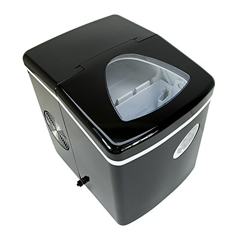 Ice Maker Machine, Counter Top Ice Maker Machine, PNI Summer P3, 12kg Ice in 24 Hours, 3 sizes of ice shapes, ice storage capacity 1.1 kg, water tank capacity 3.2l