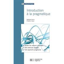 Introduction à la pragmatique (HU Linguistique)