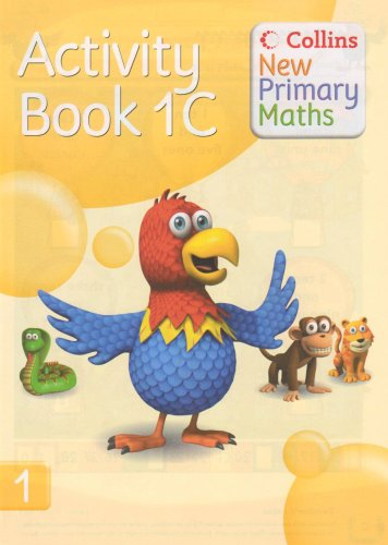 Collins New Primary Maths – Activity Book 1C