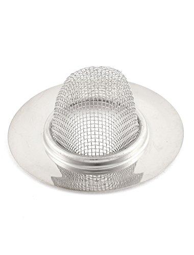Küche Badezimmer Silber Perforierte Masche Spüle Sieb Waschbeckensieb