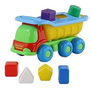 Polesie Polesie46529 Didactic Educational Dump - Juguete para camión