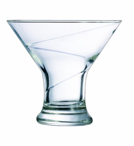 Luminarc 9294550 6 Coupes à Glace Toffee Verre