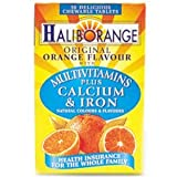 (12 PACK) - Haliborange - Kids Multivits + Ca & Iron Ora | 30