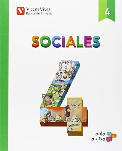 Sociales 4+ castilla y leon separata (aula activa): sociales 4 l alumno y separata castilla y leon aula activa: 00000