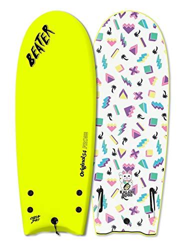 Catch Surf Kalani Robb Pro Model Surfboard 54 inch Electric Lemon