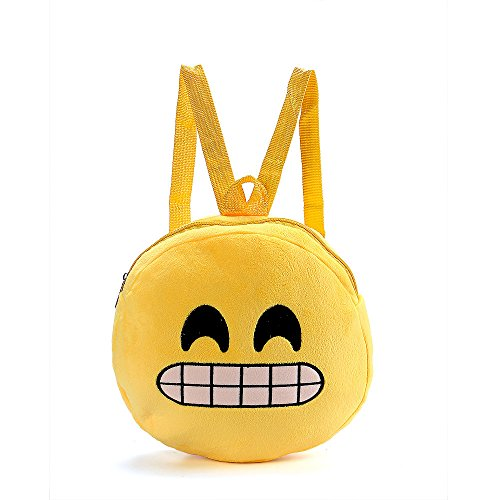 Imagen de zolimx , escuela de emoticonos emoji lindo bolso morral infantil a