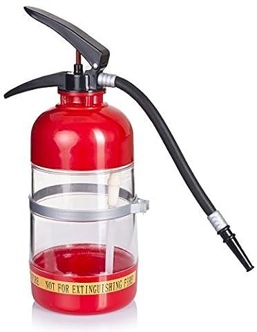 VENKON - Design Getränkespender im Feuerlöscher Design
