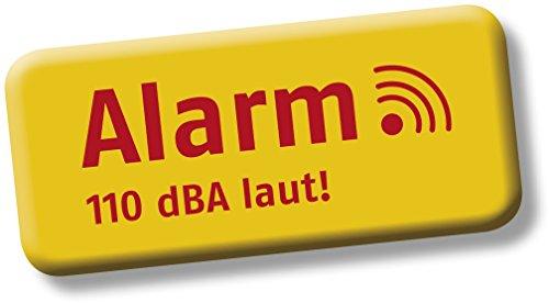 ABUS Fenstergriff-Schloss FO400A mit Alarm, gleichschließend, weiß, 33270 - 4