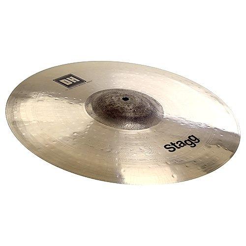 Stagg 25013166 DH- cmT17E EXO Crash Cymbal 43,18 cm (17 Zoll) Medium Thin
