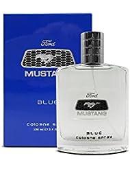 Mustang Blue Eau de Cologne Vaporisateur pour Homme 100 ml