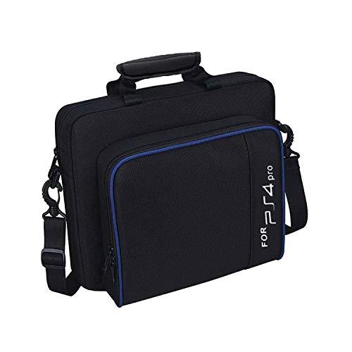 Ywong Tragetasche für PS4 Pro, tragbare Reisetasche für PlayStation4 Pro, PS4 Pro System Konsole und Zubehör