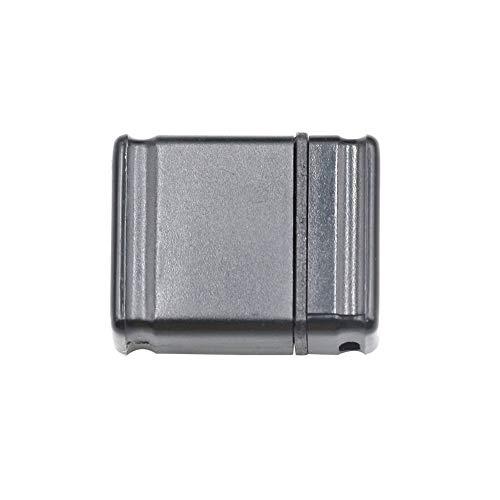 Rrunzfon Portable USB Memory Sticks Jump Drive Metall U Disk Swivel Jump Drive Data Storage USB-Flash-Laufwerke 16G USB-Sticks für Clients D schwarz Typ (G Jump 16 Drive)