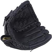 GXQ-AIJINGYU Guante de béisbol para Deportes al Aire Libre, Equipo de práctica de softbol, tamaño 9.5/10.5/11.5/12.5, Mano Izquierda para Entrenamiento de Hombre Adulto Mujer