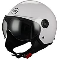 BHR 45569 Casco Demi-Jet, blanco, ...