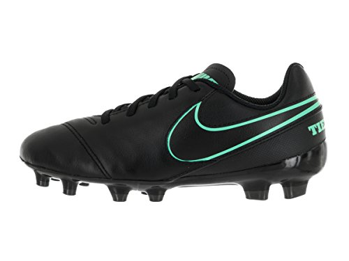 Nike Jungen Jr Tiempo Legend Vi Fg Fußballschuhe Negro (Black / Black)