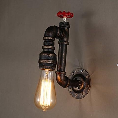 Wall Light Sanyi epoca tubo di acqua