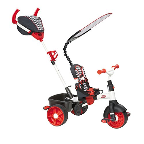 Little Tikes 4 in 1 Trike - Red Sports Edition