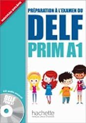 Delf Prim A1 Livre de L'Eleve + CD Audio (Delf/Dalf)