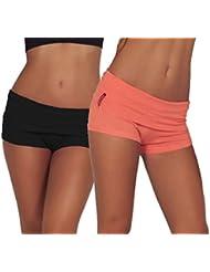 Shorts en coton doux et confortables pour les sports et loisirs