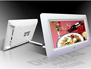 Far Vision 7 Inch TFT LCD Wide Screen Digital Photo Frame with Calendar ,Alarm , Clock & Double audio Stereo Speakers. ON SALE NOW!