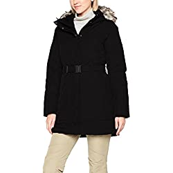 The North Face W Brooklyn Parka Chaqueta Mujer L