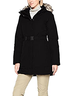 The North Face W Brooklyn Parka 2 Chaqueta, Mujer, TNF Black, XS