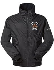 Bordado para mujer Musto Snug Blouson Equestrian chaqueta personalizada Cruz País Caballo 2colores por swagwear