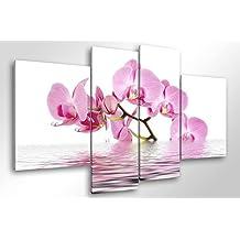 Quadri moderni fiore for Quadri moderni orchidee