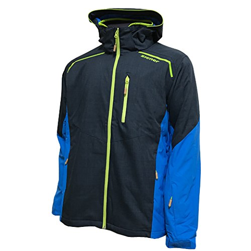 ZIENER PEDER MAN (JACKET SKI) persian blue - 56