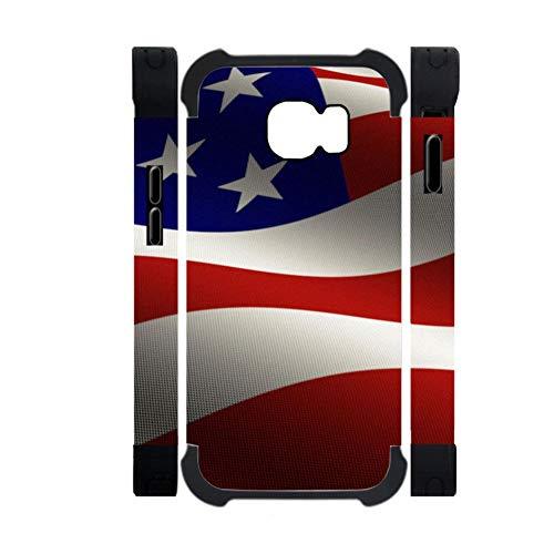 Scotland Fashion Shop Haben American Flag 1 Perfekt Für Mädchen Shells Weiches TPU Und Harte Bauchmuskeln Verwenden Für S6 Samsung