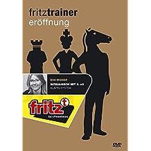 Sizilianisch mit 2. c3 - Alapin-System, Fritztrainer Schacheröffnung, ChessBase-DVD-ROM Für Windows 98 SE/2000/XP/Windows Media Player 9.0
