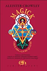 Magick (en 2 volumes) de Aleister Crowley