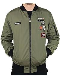 Amazon.it  ellesse - Giacche   Giacche e cappotti  Abbigliamento eab13f9a223