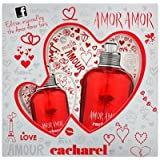 Cacharel Amor Amor Eau de Toilette Spray 100ml and Eau de Toilette Spray 30ml