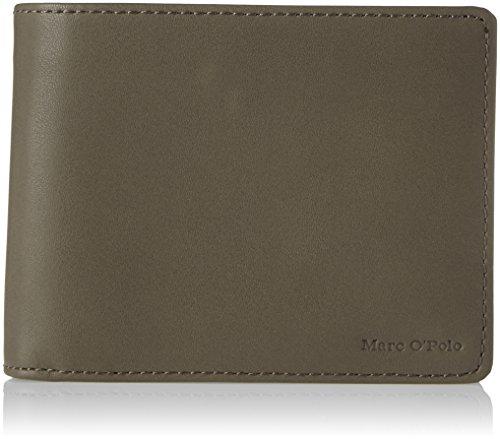 Marc O\'Polo Herren W50 Brieftasche, Grau (Grey), 2x9.5x12.5 cm
