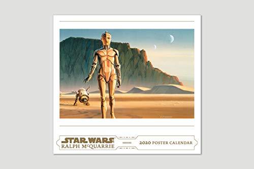 McQuarrie 2020 Poster Calendar ()