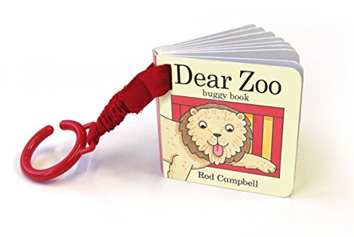 Dear Zoo Buggy Book (Buggy Buddy) por Rod Campbell