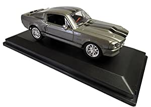 ford shelby gt500 gt 500 mustang 1967 coupe grau gt. Black Bedroom Furniture Sets. Home Design Ideas