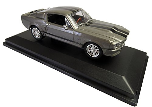 ford-shelby-gt500-gt-500-mustang-1967-coupe-grau-gt-fastback-eleanor-1-43-yatming-yat-ming-modellaut