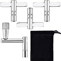 4 Stück Stimmschlüssel Trommel Stimmschlüssel Spannung Drum Key Percussion Hardware Werkzeug