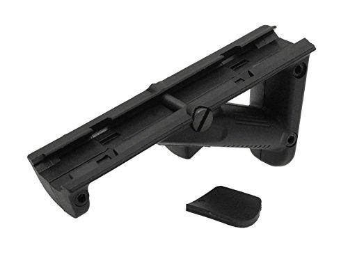 CYMA Angled Fore Grip / Foregrip - schwarz, für Weaverschienen (20-23mm) -