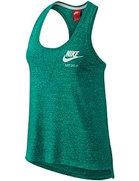 Nike W Nsw Gym Vntg Tank - Camiseta, Mujer