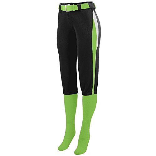Augusta femmes de Comète de vêtements de sport pour femme Multicolore - Black/Lime/White