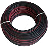 SuRCLe XLPO TUV Protected 10sq.mm Cable (Red, 20m)